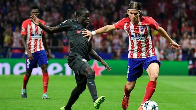 «Челси» вырвал победу у «Атлетико» в добавленное время