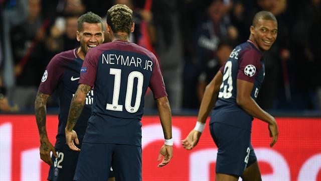 Neymar and Cavani shine as PSG outclass Bayern