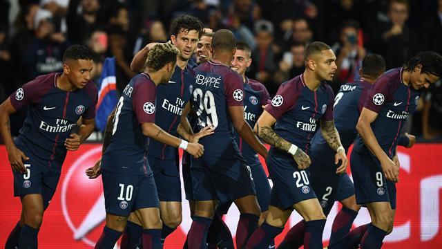 Paris a puni le Bayern