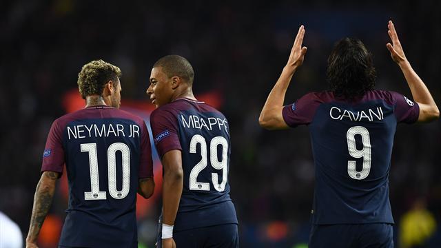 L'antisèche : Avec ce jeu direct, Paris peut mettre les grands d'Europe KO