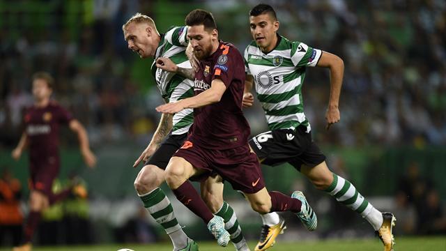 Le Barça, la Juve et Man U font le boulot, Bâle épate