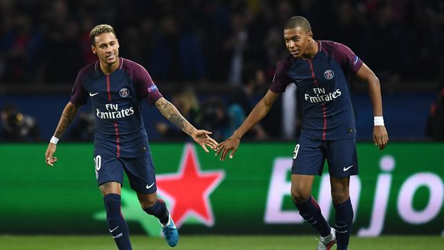 Mbappé a mis Alaba au supplice pour servir Neymar sur un plateau