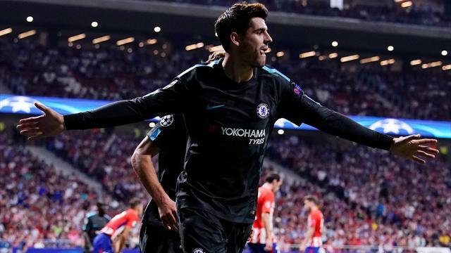 La gran noche de Morata: Gol al Atlético, provocación al Metropolitano y suspiros del madridismo