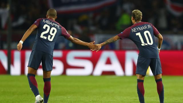 Et si Neymar n'était plus la star de la L1 ?