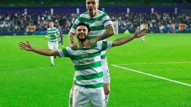0-3. El Celtic desactiva al Anderletch