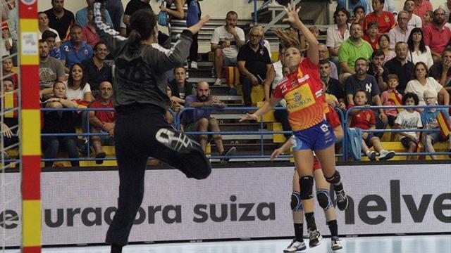35-16. España se pasea ante Turquía en el arranque de su camino al Europeo
