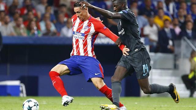 Torres disputó su partido número 100 en competiciones europeas