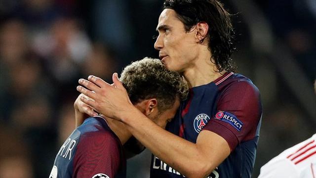 3-0 El PSG toma la Bastilla ante el Bayern
