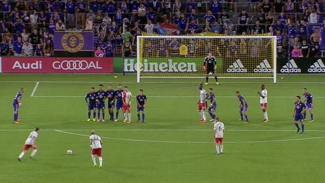 Pirotecnico 6-1 dell'Orlando City: segna Nocerino e doppietta di Kakà