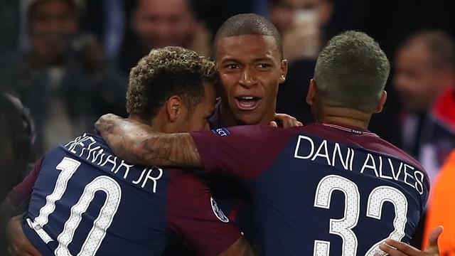 Mbappé a battu Neymar aux enchères