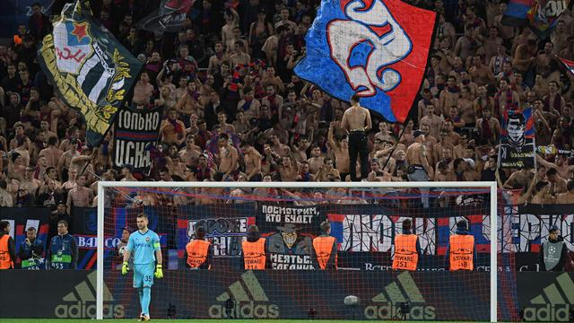 «Арена ЦСКА» обновила рекорд посещаемости на матче армейцев с «МЮ»