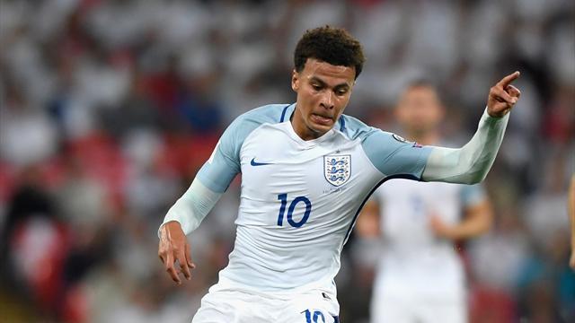 Dele Alli named in England squad despite potential Federation Internationale de Football Association  ban