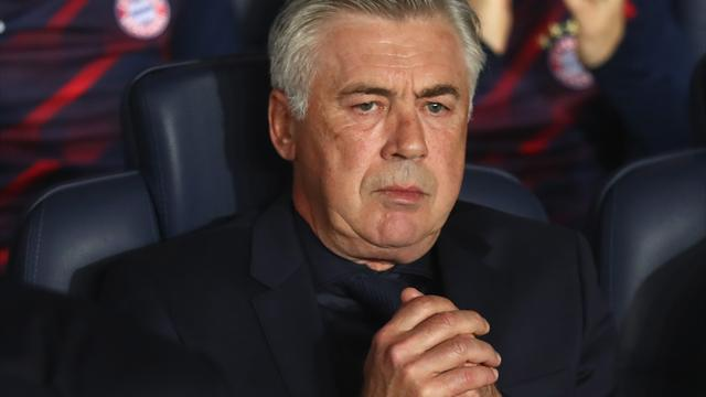 Ancelotti 'could be sacked today' as Bayern plan crisis talks
