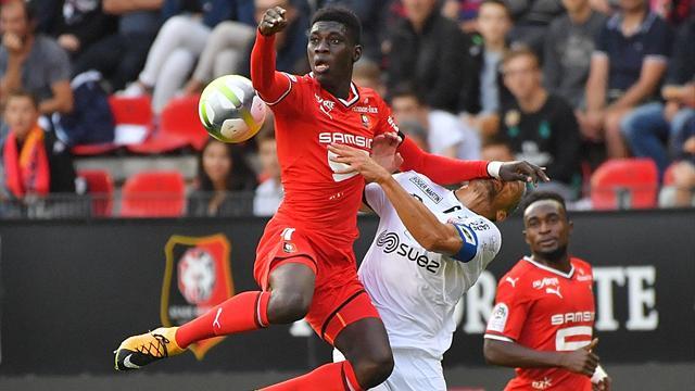 Mauvaise nouvelle pour Rennes : Sarr pourrait manquer trois mois