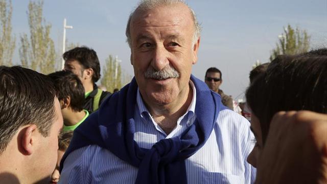 Vicente del Bosque apadrina la carrera popular Down Madrid
