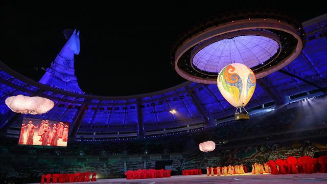 Hosts Turkmenistan top medal table after 'best-ever' AIMAG