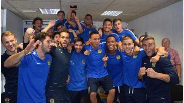 Fuenlabrada: Un estadio rojiblanco, un campeón del mundo como utillero y recuerdos del 'alcorconazo'