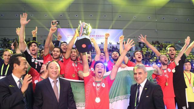 2017 Asian-Pacific University Futsal & Cheerleading Championship successfully closed