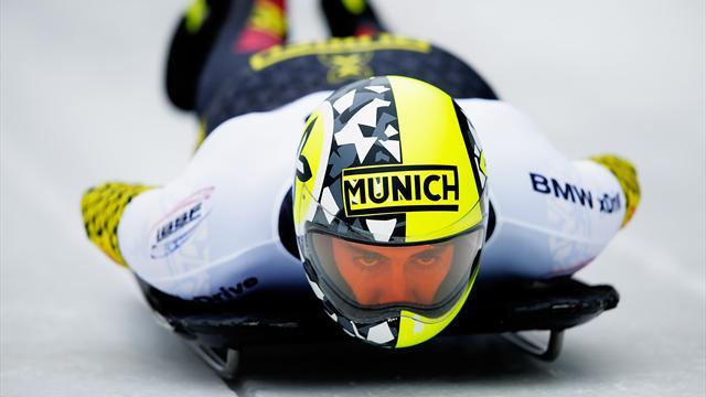 Mirambell finaliza la primera bajada vigésimo quinto con un tiempo de 55:22 y queda eliminado