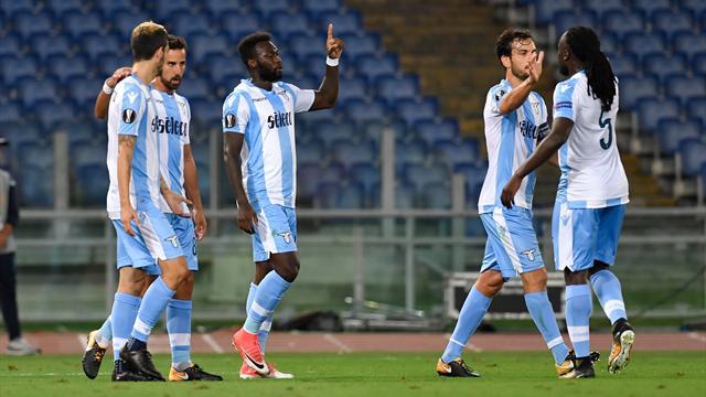 Lazio'ya ırkçı tezahürat nedeniyle ceza
