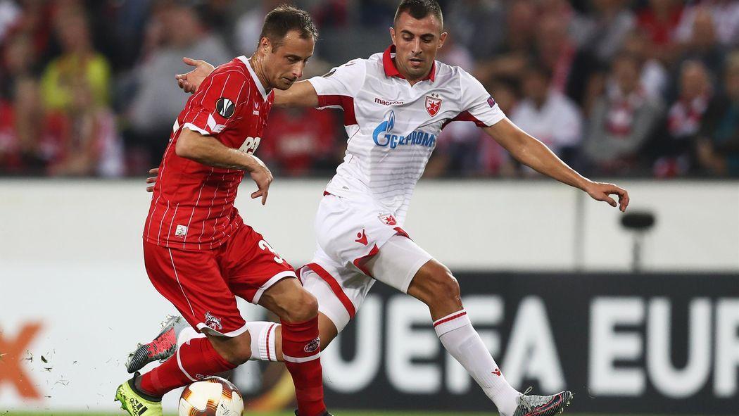 Nächste Europa League Pleite Der 1 Fc Köln Unterliegt Auch Roter