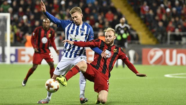 """Für Hertha geht es nur noch um die Ehre: """"Mit Anstand verabschieden"""""""