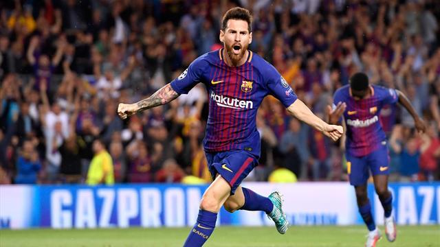 Daily Mail: «Барселона» заплатит Месси 90 миллионов евро за продление контракта