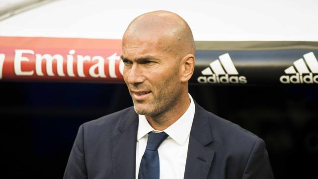 """Zidane: """"Il y avait deux gardiens exceptionnels"""""""