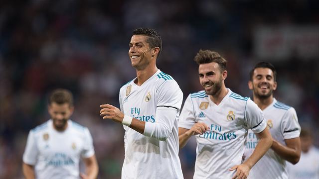 Роналду признан лучшим игроком недели, опередив Неймара