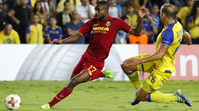 El Villarreal no pasa del empate (0-0) en su visita al Maccabi Tel Aviv pero se mantiene líder