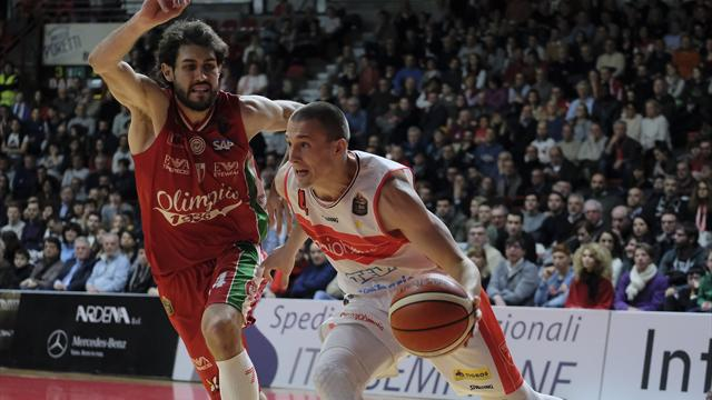 Openjobmetis Varese-Red October Cantù in diretta tv e Live-Streaming