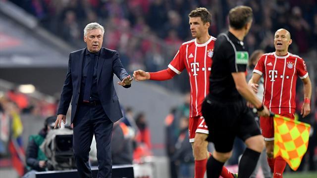 """Hoeness : """"Ancelotti avait cinq joueurs contre lui : cela ne pouvait pas durer"""""""