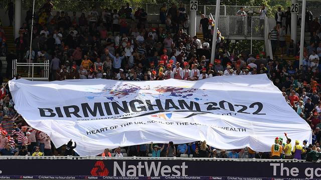 UK Government confirms Birmingham bid for 2022 Commonwealth Games