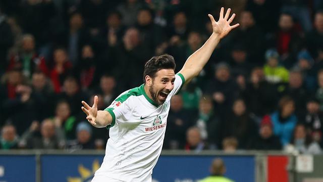 Köln çareyi Pizarro'da buldu