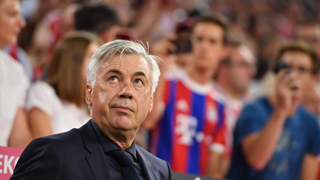 "Ancelotti : ""Je vais me reposer pendant dix mois"""