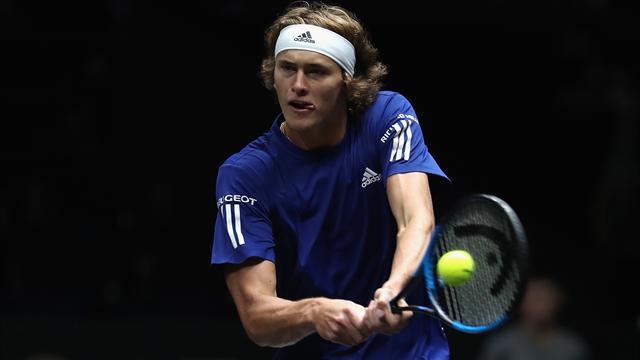 Zverev qualifies for ATP World Tour Finals
