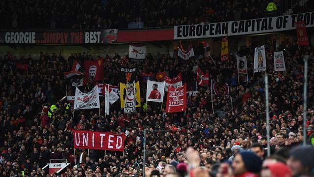 Manchester United rend hommage aux victimes du crash de Munich