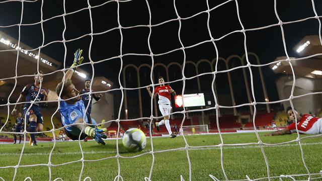 «Монако» упустил победу над «Монпелье» в добавленное время
