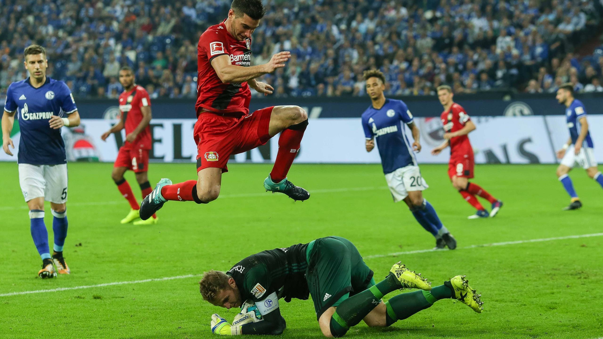 Футбол германия. шальке- байер- л