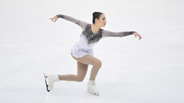 Craine keeps her cool to lead Nebelhorn Trophy