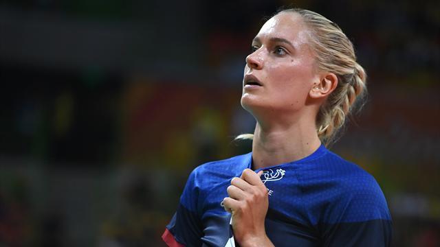 Les Françaises battent le Danemark à une semaine de l'Euro