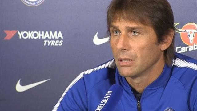 """Conte: """"Voglio restare al Chelsea; ritorno in Italia? Tutto falso"""""""