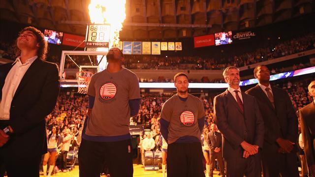 La NBA prévient : Ceux qui manifesteront pendant l'hymne seront sanctionnés