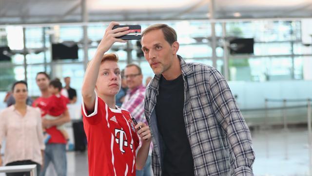 Tuchel au Bayern, c'est bien parti