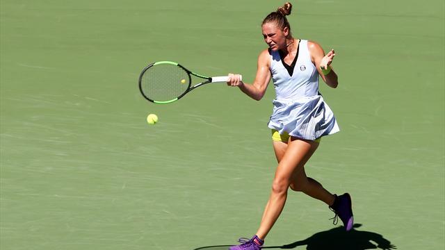 Бондаренко выиграла престижный теннисный турнир вТашкенте