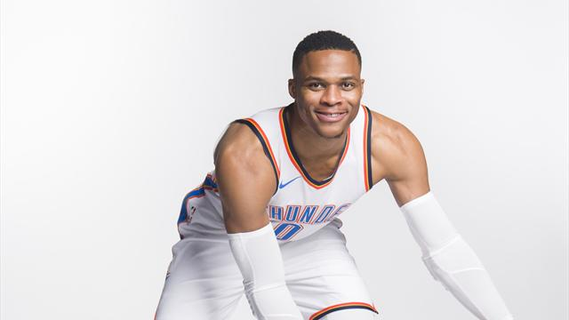 Westbrook signs extension to stay with Thunder