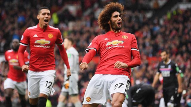 Le rouleau compresseur Manchester United a broyé Crystal Palace