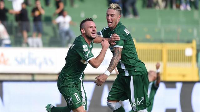 Il Perugia perde ancora in trasferta, che rimonta dell'Avellino: da 0-2 a 3-2 sull'Empoli