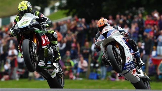 Ellison takes pole as Haslam makes most of rivals' slips