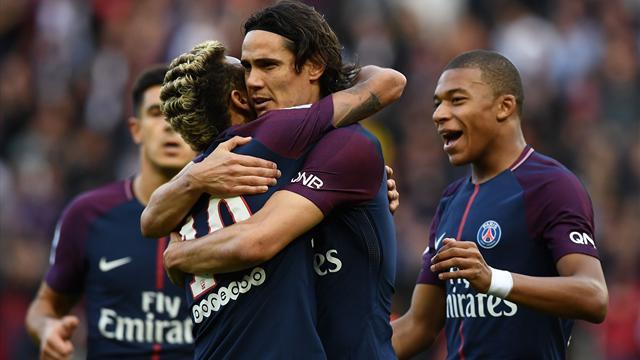 Le choc a tourné au show : Paris a fait exploser Bordeaux